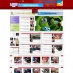 طراحی سایت خبری روزنامه