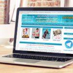 طراحی سایت فروشگاهی کدخدانت