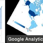 گزارش های آنالیز شده گوگل با افزونه Google Analytics Dashboard for WP