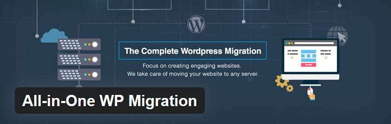 افزونه All-in-One WP Migration