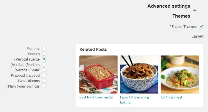 افزونه WordPress Related Posts