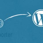 درون ریزی کردن محتوی سایت با افزونه WordPress Importer