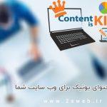 تولید محتوای یونیک برای وب سایت شما