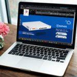 طراحی سایت شرکت تجهیزات ذخیره سازی و امنیت شبکه|نمایندگی محصولات شبکه و دیتاسنتر فنا